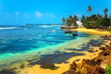 Sri Lanka e mare: dove andare e migliori spiagge