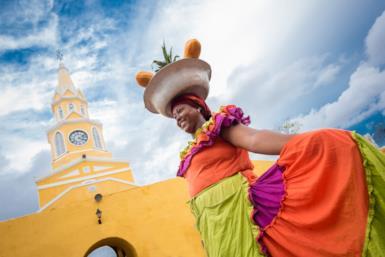 Dall'Africa all'America latina: viaggio nelle città più colorate al mondo