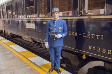Orient Express: c'è un treno per  viaggiare proprio come nel film