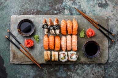 Tradizioni del Giappone: come si prepara il sushi, quello vero