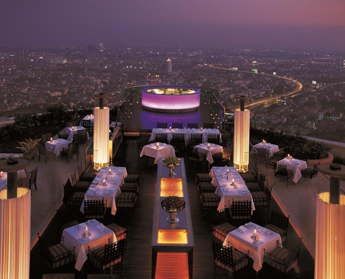 Sky Bar, Bangkok, Thailandia
