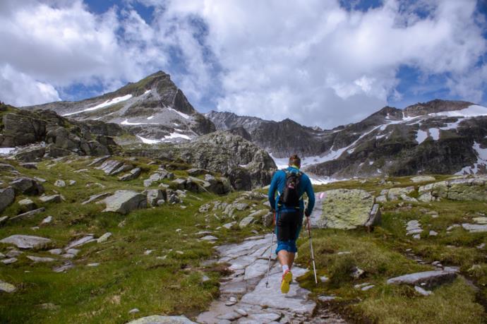 Migliori bastoni da trekking