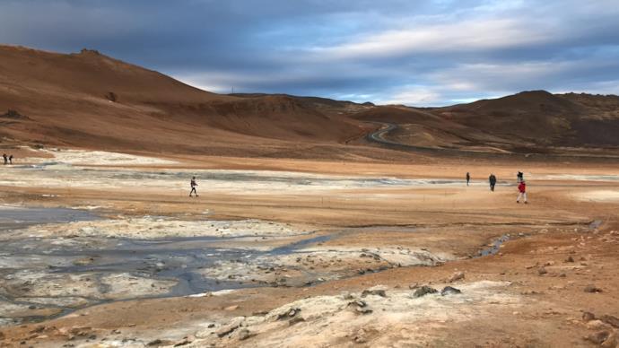 Hverir - Islanda