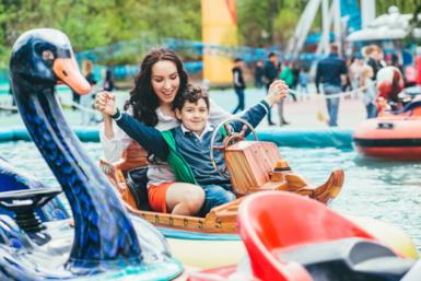 10 parchi del divertimento in Italia, pronti per far felici i vostri bimbi?