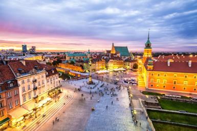 Varsavia, 5 attrazioni imperdibili per chi ama l'arte e l'architettura