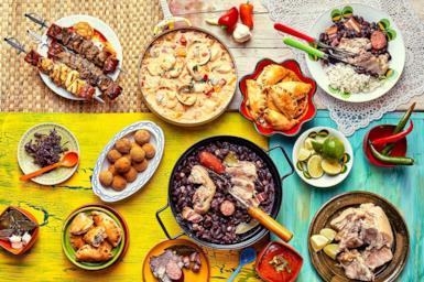 Che cosa si mangia in Brasile