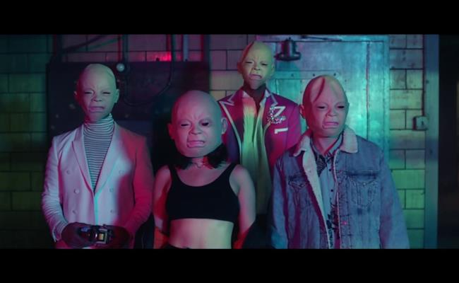 David Guetta & Afrojack ft Charli XCX & French Montana - Dirty Sexy Money
