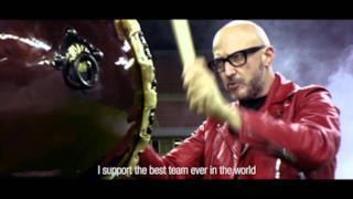 Emis Killa - #Rossoneri (Video ufficiale e testo)