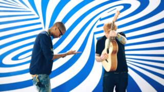 Ed Sheeran & Pharrell Williams - Sing (video ufficiale)