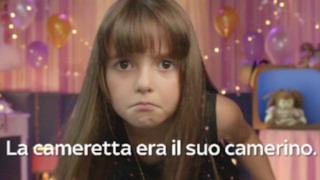 Canzone pubblicità X Factor 8 settembre 2014 con Victoria Cabello bambina