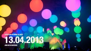 Sensation Chile - Innerspace