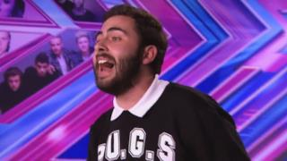 Andrea Faustini a X Factor UK 2014 canta Who' Lovin You dei Jackson 5 (video)