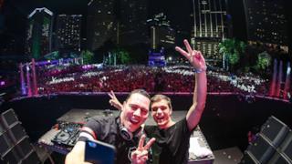 Tiësto @ Ultra Music Festival 2015