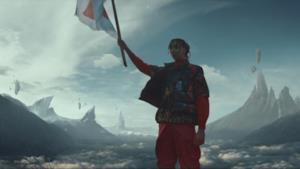 Ghali, Cara Italia il significato della canzone