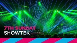 Showtek (DJ-set) @ 7th Sunday 2018 | SLAM!