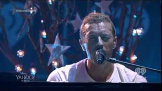 Coldplay - iHeartRadio Music Festival 2014