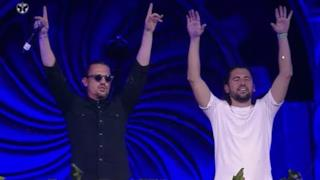 Dimitri Vegas & Like Mike Tomorrowland Brasil 2016