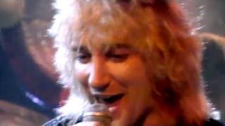 Rod Stewart - Da Ya Think I'm Sexy? (Video ufficiale e testo)