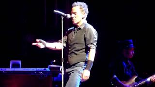 Bruce Springsteen - I'm On Fire - Concerto - Mt Smart Stadium, Auckland