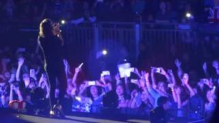 Zayn Malik piange durante il suo ultimo concerto con i One Direction!