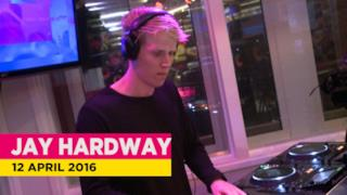 Jay Hardway (DJ-set) 2016