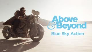 Above & Beyond - Blue Sky Action (feat. Alex Vargas) (Video ufficiale e testo)