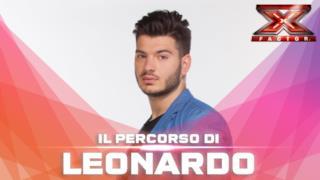 X Factor 2015, video-presentazione di Leonardo (Under Uomini)