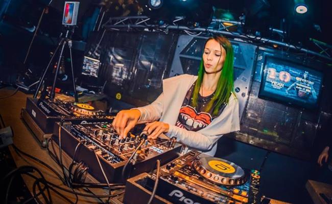Miss Monique @ Vertigo Club