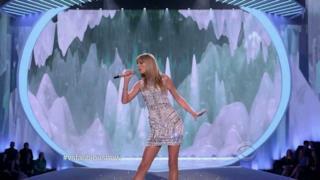 Taylor Swift - Victoria's Secret 2013