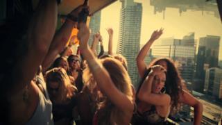Cazzette - Beam Me Up (Video ufficiale e testo)