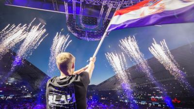 Armin van Buuren live at Ultra Europe 2018