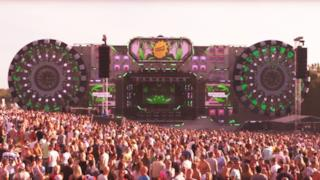 Sander van Doorn - Dance Valley 2015
