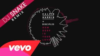 Calvin Harris & Disciples - How Deep Is Your Love (DJ Snake Remix)
