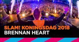 Brennan Heart (DJ-set) | SLAM! Koningsdag 2018
