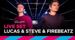 Lucas & Steve & Firebeatz (DJ-set LIVE @ ADE) | SLAM!