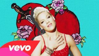 Pink feat. Lily Allen - True Love video, testo e traduzione