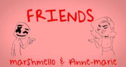 Marshmello - FRIENDS (Video ufficiale e testo)
