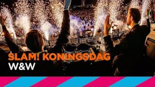 W&W (Full live-set) | SLAM! Koningsdag 2017