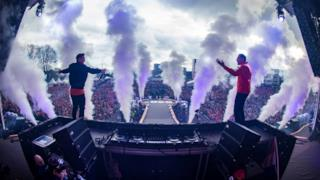 Tiësto B2B Hardwell - Live At 538 Koningsdag 2016