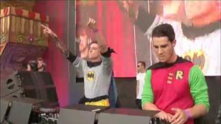 Blasterjaxx - Tomorrowland 2014