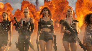 Taylor Swift, scontro all'ultimo sangue nel video per Bad Blood