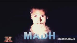 X Factor 8 l'intervista a Madh