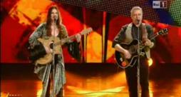 Davide Van de Sfroos e Irene Fornaciari - Yanez (Duetti Sanremo 2011)