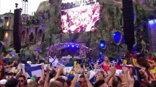 Axwell - Tomorrowland 2013