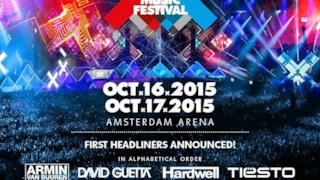 Amsterdam Music Festival 2015 LIVE streaming