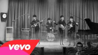 The Beatles - Words of Love (Video ufficiale e testo)