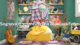 Canzone pubblicità X Factor 8 settembre 2014 con Mika bambino