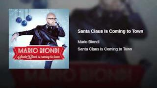 Mario Biondi - Santa Claus Is Coming to Town (audio, testo e traduzione)