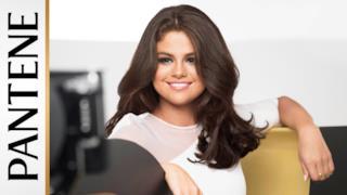 Selena Gomez è la nuova testimonial per Pantene (video)