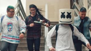 Marshmello - Moving On (Video ufficiale e testo)
